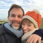 Jim and Khadine at About Balance Brighton