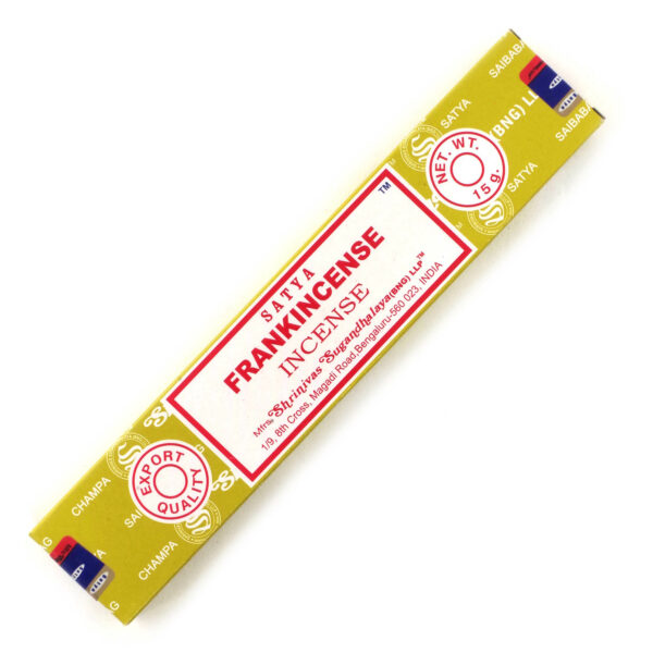 Satya Incense - Frankincense