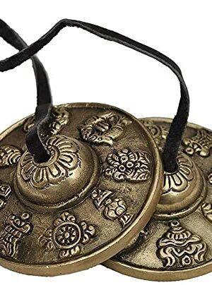 Tibetan Tingsha Cymbals