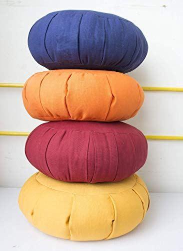 Meditation Cushion - Round - Medium