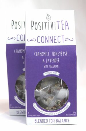 Positivitea - Connect
