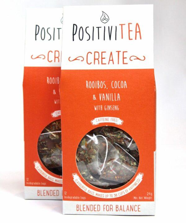 Positivitea - Create