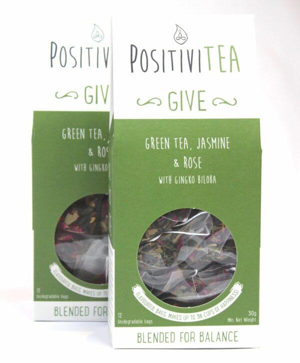 Positivitea - Give