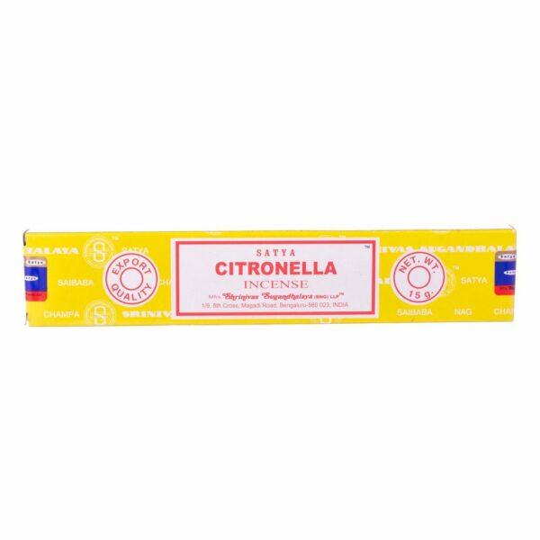 Satya Incense - Citronella