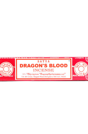 Satya Incense - Dragons Blood