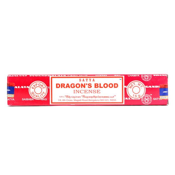Satya Incense - Dragons Blood