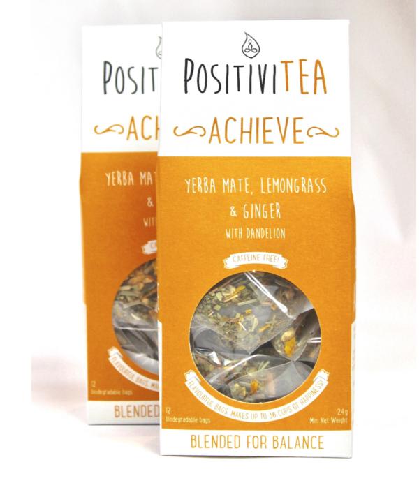 Positivitea - Achieve