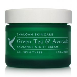 Green Tea & Avocado Nourishing Night Cream