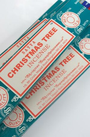 Satya Incense - Christmas Tree