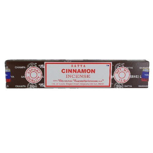 Satya Incense - Cinnamon