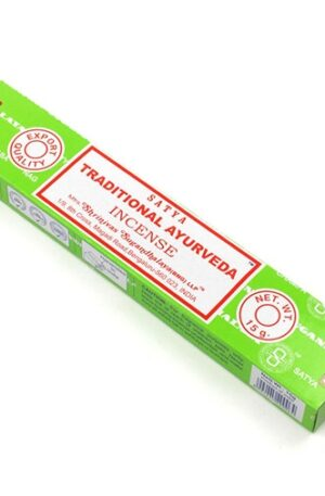 Satya Incense - Traditional Ayurveda