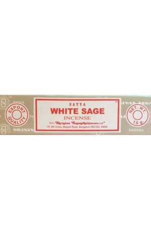 Satya Incense - White Sage