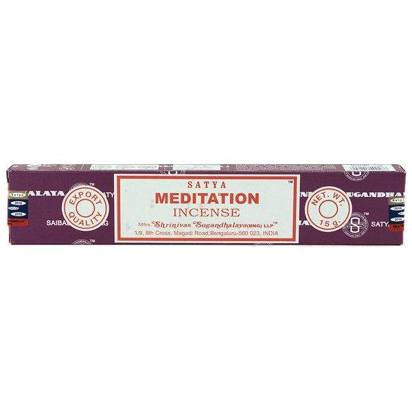 Satya Incense - Meditation