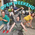Open weekend at about balance